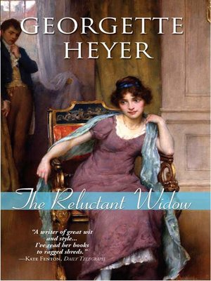 cover image of The Reluctant Widow