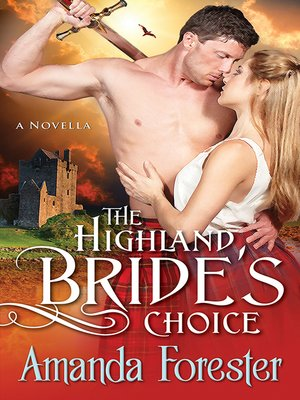 cover image of The Highland Bride's Choice
