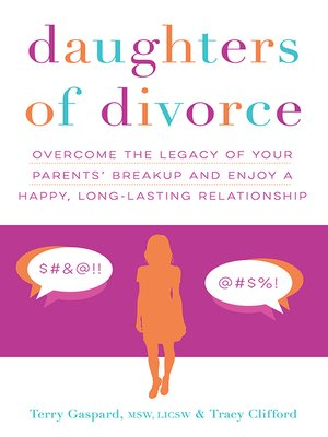 cover image of Daughters of Divorce