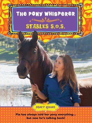 cover image of Stables S.O.S.