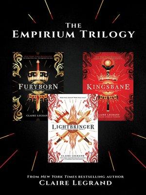 cover image of The Empirium Trilogy Bundle