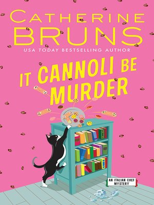 cover image of It Cannoli Be Murder