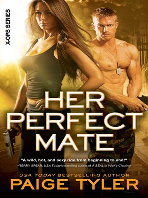 cover image of Her Perfect Mate