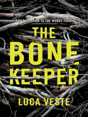 cover image of The Bone Keeper