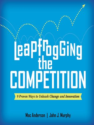 cover image of Leapfrogging the Competition