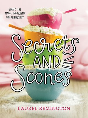 cover image of Secrets and Scones