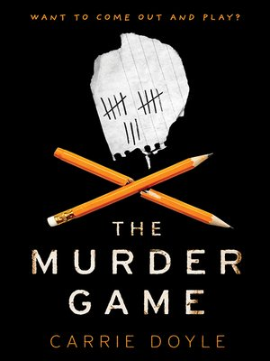 cover image of The Murder Game