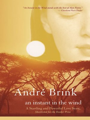 cover image of An Instant in the Wind