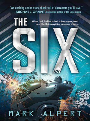 cover image of The Six Series, Book 1