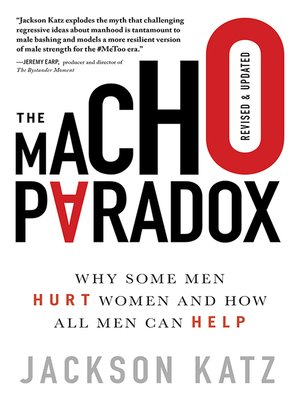 cover image of The Macho Paradox