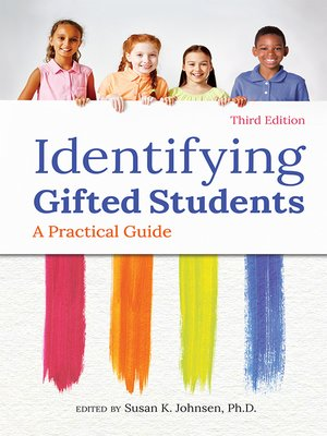 cover image of Identifying Gifted Students