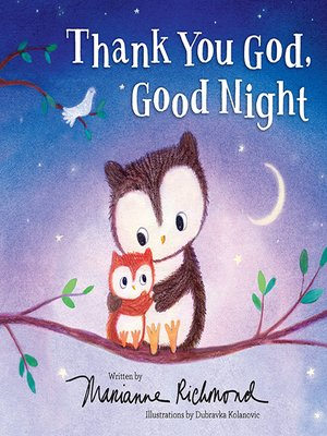 cover image of Thank You God, Good Night