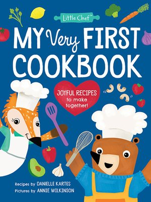 cover image of My Very First Cookbook