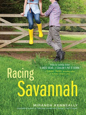 cover image of Racing Savannah