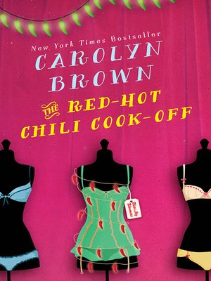 cover image of The Red-Hot Chili Cook-Off