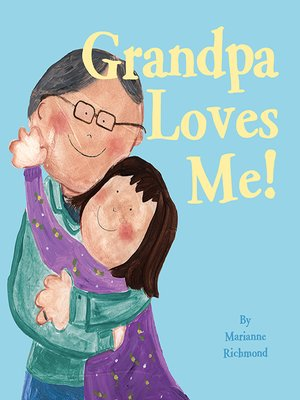 cover image of Grandpa Loves Me!