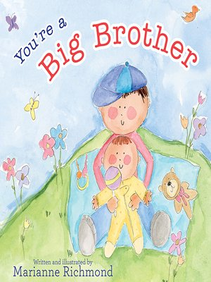 cover image of You're a Big Brother