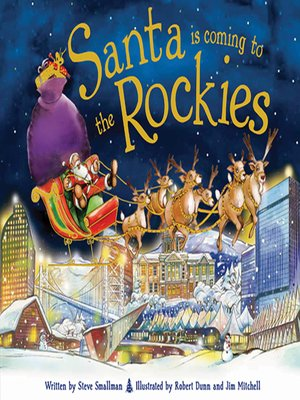 cover image of Santa Is Coming to the Rockies