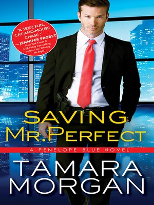 cover image of Saving Mr. Perfect