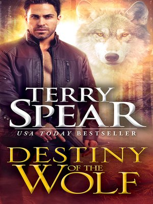 cover image of Destiny of the Wolf