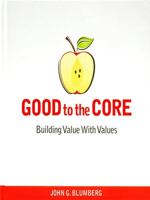 cover image of Good to the Core
