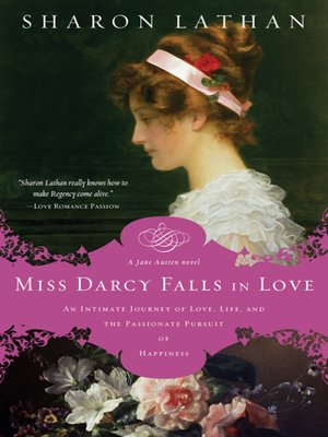 cover image of Miss Darcy Falls in Love