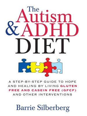 cover image of The Autism & ADHD Diet