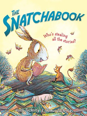 cover image of The Snatchabook