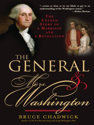 cover image of The General and Mrs. Washington