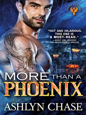 cover image of More than a Phoenix