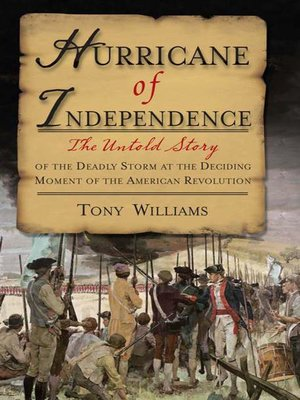 cover image of Hurricane of Independence