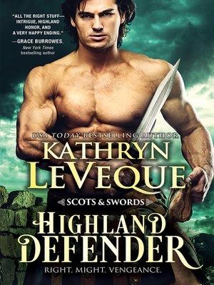 cover image of Highland Defender