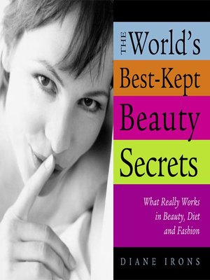 cover image of The World's Best-Kept Beauty Secrets