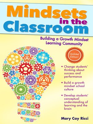 cover image of Mindsets in the Classroom