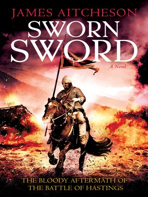 cover image of Sworn Sword