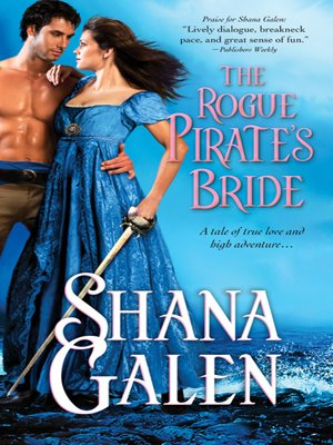 cover image of The Rogue Pirate's Bride