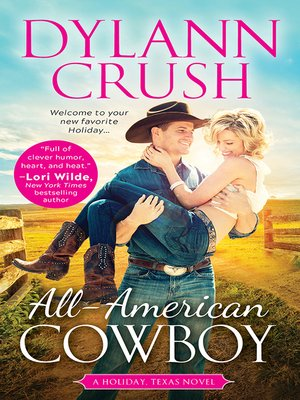cover image of All-American Cowboy