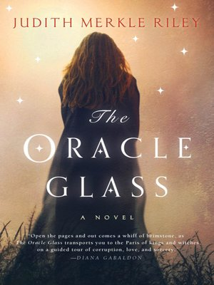 cover image of The Oracle Glass