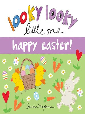 cover image of Looky Looky Little One: Happy Easter