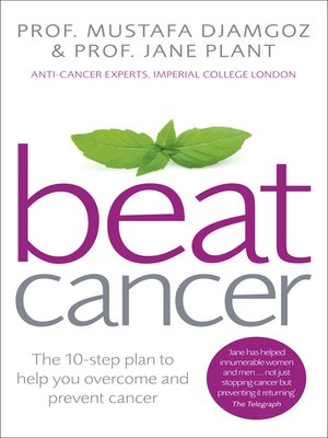 cover image of Beat Cancer