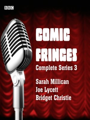 cover image of Comic Fringes, Series 3