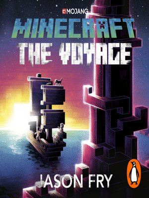 cover image of Minecraft, The Voyage