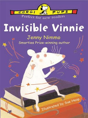 cover image of Invisible Vinnie