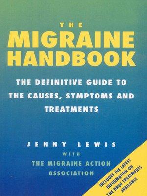cover image of The Migraine Handbook