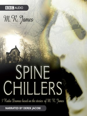 cover image of Spine Chillers