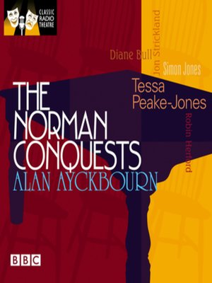 cover image of The Norman Conquests
