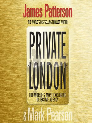 cover image of Private London