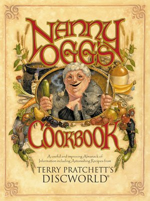 cover image of Nanny Ogg's Cookbook