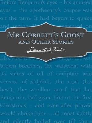 cover image of Mr Corbett's Ghost