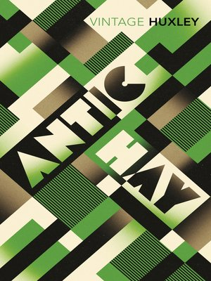 cover image of Antic Hay